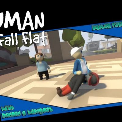 Dragged by His Tie – Human Fall Flat